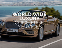 Karo Concierge WEB Home Page