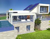 Green Village eco-friendly Villa by e2arquitectos