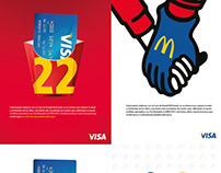 Visa - Art Direction