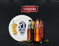 Cusqueña \ 50 Best Restaurants