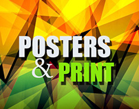 Posters and print