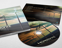 Horizonte - Adrian Sandoval CD Cover