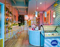 SOFT TOUCH - diseño de restaurante