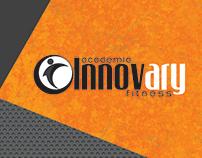 Material gráfico Innovary Fitness
