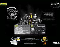 PROMOÇÃO SUA TORCIDA NA FINAL Ourocard Visa