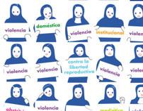 Afiche Violencia de Género