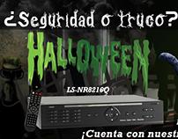 Halloween Linemak