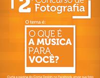 Cartaz - Concurso de Fotografia FAAL