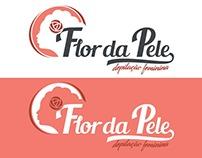 Logotipo Flor da Pele