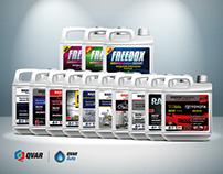 QVAR / Branding