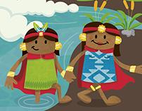La leyenda del Imperio Inca