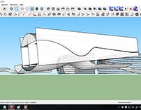 Model in #Sketchup