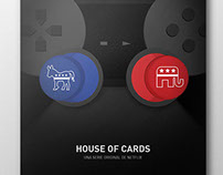 Afiche House of Cards