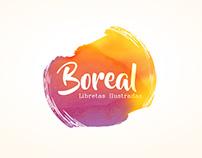 """Ilustraciones Boreal / Ilustrations """"Boreal"""""""