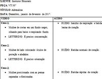 VT ADRENALINA-TRABALHO INTERDISCIPLINAR C/ CLIENTE REAL