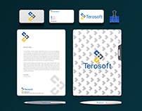 Terosoft - Logo design and branding