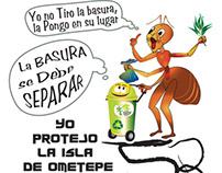 Branding Proyecto GIRSIO. Gestion Integral de Desechos
