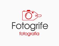 Logo + Identidade Visual Fotogrife