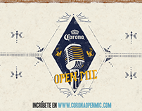 Corona Open Mic