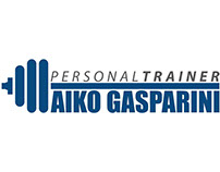 Identidade visual Personal Trainer Maiko Gasparini
