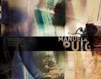 Triptico Manuel Puig
