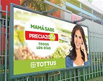 Publicidad Exterior TOTTUS
