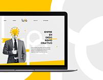 Lupa | Landing Page