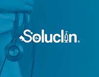 Soluclin- BRANDING