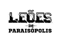 Lettering / Filme Leões de Paraisópolis