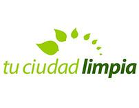 Logotipo para TuCiudadLimpia