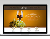 Propuestas de diseño de sitios web.