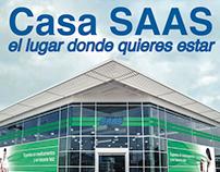 Casa SAAS - El lugar donde quieres estar