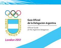 Guía Olímpica Oficial London 2012 - Official Guide