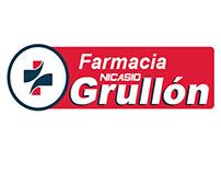 Logo: Farmacia Nicasio Grullon