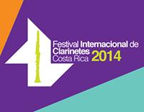 Festival Internacional de Clarinetes Costa Rica 2014