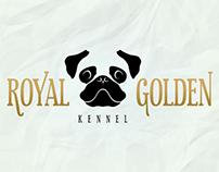 Royal Golden Kennel Logo