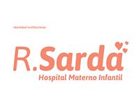 Identidad Hospital Materno Infantil R. Sardá