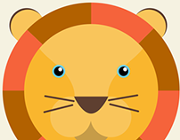 Lion of Judah - A Christian brand mascot