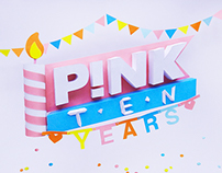 Pink Models Ten Years
