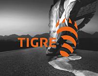 Zapatillas Tigre - Rebranding