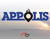 Propuesta Imagen Corporativa Appolis. 2016