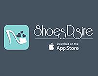 Shoes Dsire app