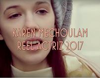Reel Karen Mechoulam 2017