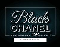 Black Friday - Material Promocional Perfumes