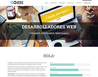 Desarrollo Web Infinia Media