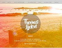 Thomas Lynden website