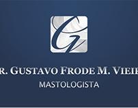 Cartão de visita Dr. Gustavo