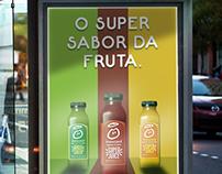 Super Juice Mobiliário Urbano.