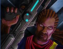 Bishop X-Collab, X-Men Brazilian Tribute
