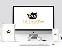 Diseño de Marca, Agencia de Viajes- Perú